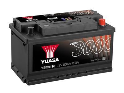 YBX3110 (12V 80Ah)