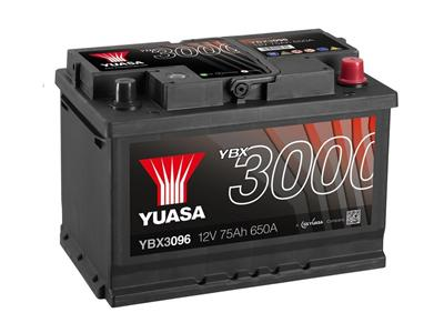 YBX3096 (12V 75Ah)