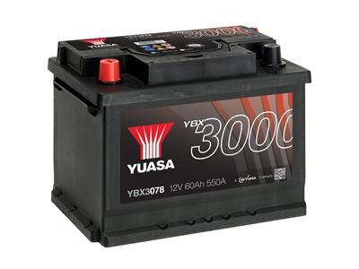 YBX3078 (12V 60Ah)