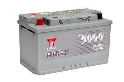 YBX5116 (12V 90Ah 800A)