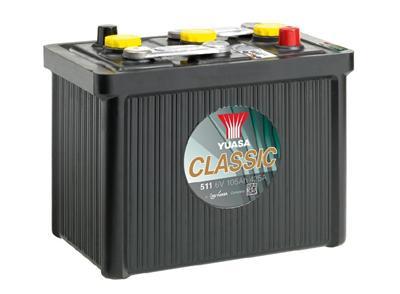 511 6V 105Ah 425A Yuasa Classic Battery