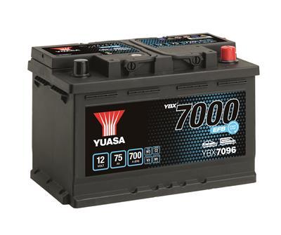 YBX7096 (12V 70Ah 680A)