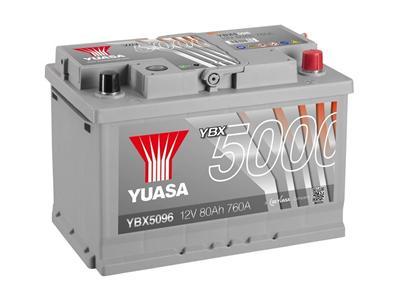 YBX5096 (12V 80Ah)