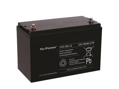 YPC100-12 (12V 104Ah)