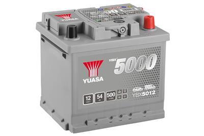 YBX5012 (12V 54Ah)