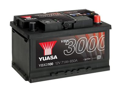 YBX3100 (12V 71Ah)