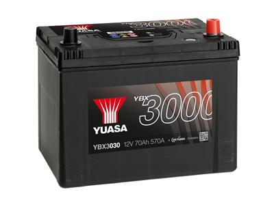 YBX3030 (12V 70Ah)
