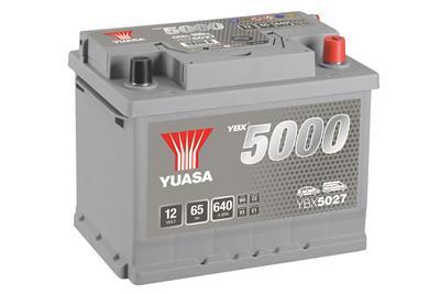 YBX5027 (12V 65Ah)