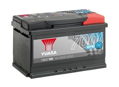 YBX7100 (12V 65Ah 650A)