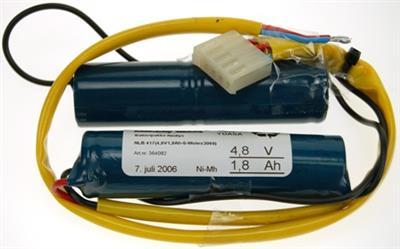 NLB 417(4,8V1,8Ah-2S-Plugg 26)