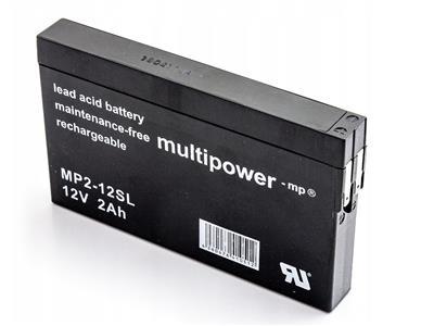 MP2-12SL (12V-2Ah)