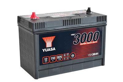 YBX3641 (12V 110Ah)