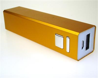 Power Bank Gull 5 Volt (3,6V-2600mAh)