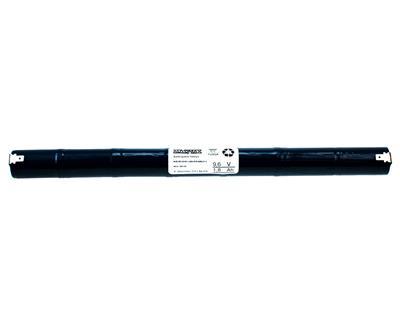 NLB 803 (9,6V1,8Ah-S-fl.stift 4,8mm)