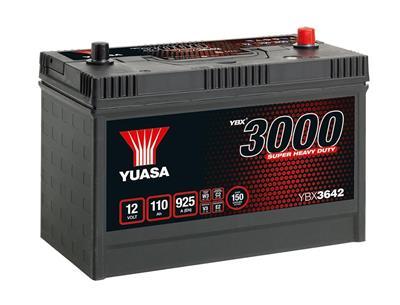 YBX3642 (12V 110Ah)