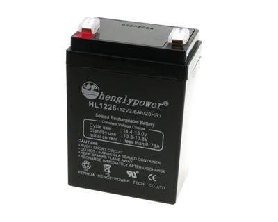 HL1226 (12V-2,6Ah)