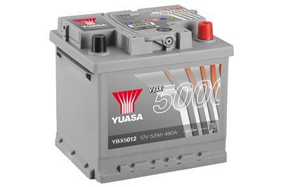 YBX5012 (12V 52Ah)