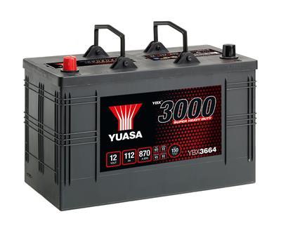 YBX3664 (12V 112Ah)