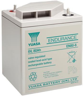 EN80-6 (6V-80Ah)