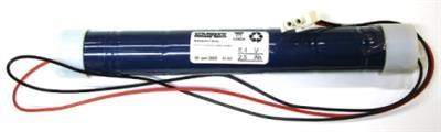 NLB 701 (8,4V2,5Ah-S-Plugg 11)