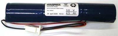 NLB 315 (3,6V4,5Ah-S-Plugg 11)
