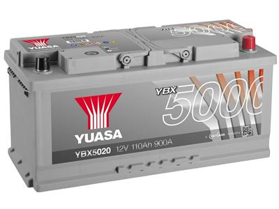 YBX5020 (12V 110Ah)