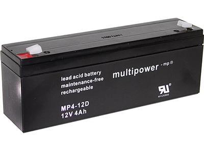 MP4-12D (12V-4Ah)