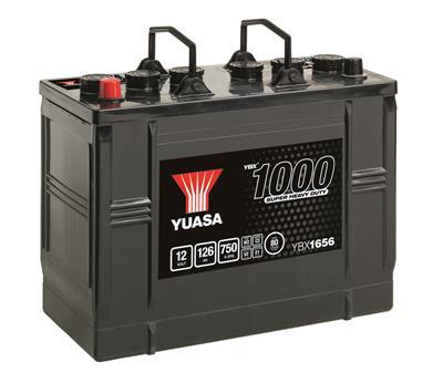 YBX1656 (12V 126Ah)