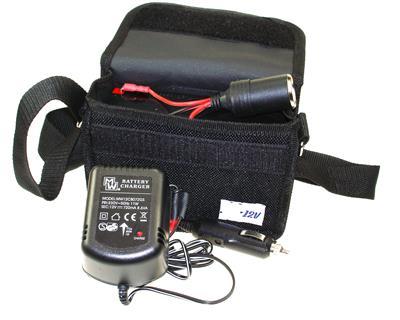 Batteri veske 7Ah-12V