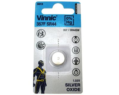 Vinnic 357 F Blister card pack