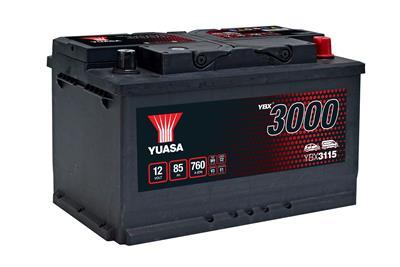 YBX3115 (12V 85Ah 760A)