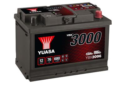 YBX3096 (12V 76Ah)