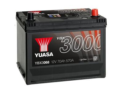 YBX3068 (12V 70Ah)