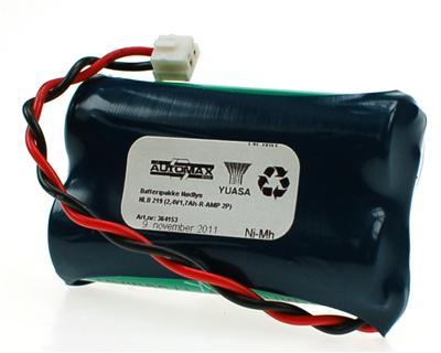 NLB 219 (2,4V1,7Ah-R-Plugg 30)