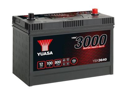 YBX3640 (12V 100Ah)