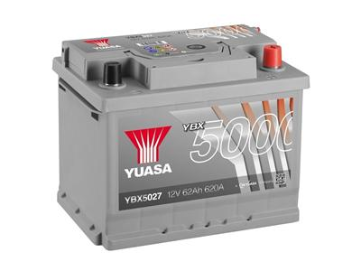 YBX5027 (12V 62Ah)