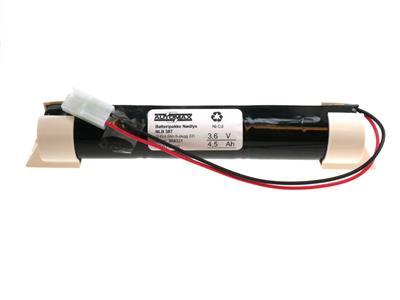 NLB 387 (3,6V-4,5Ah-S-Plugg 22)