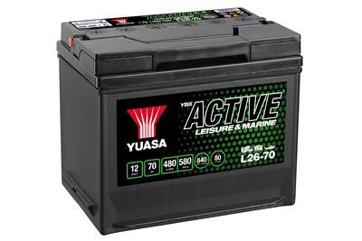 Active L26-70 (12V-70Ah)