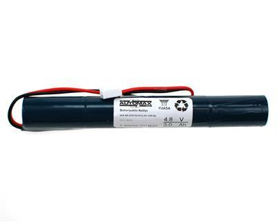NLB 434 (4,8V-3,0 Ah-S-Plugg 13)
