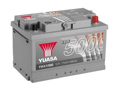 YBX5100 (12V 75Ah)