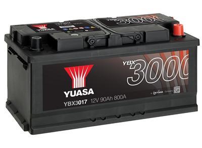 YBX3017 (12V 90Ah)
