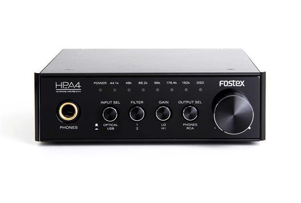 Fostex HP-A4 High Quality Headphone Amp/DAC