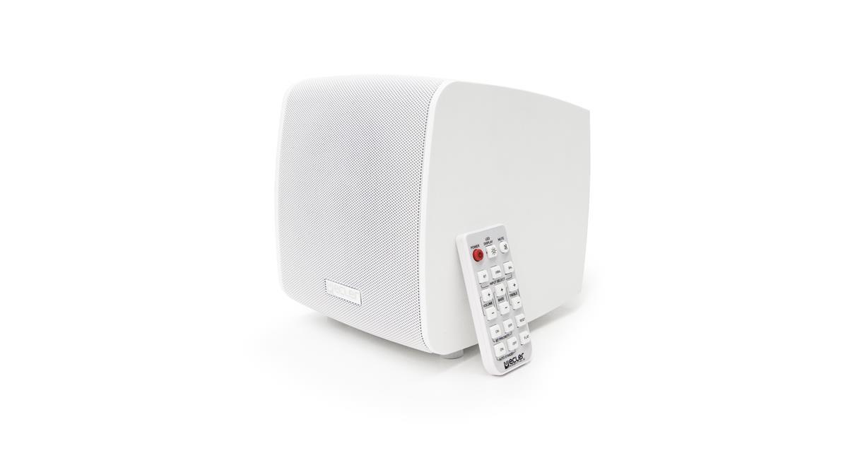 Ecler eMOTUS 5 PB self powered stereo loudspeaker BT White