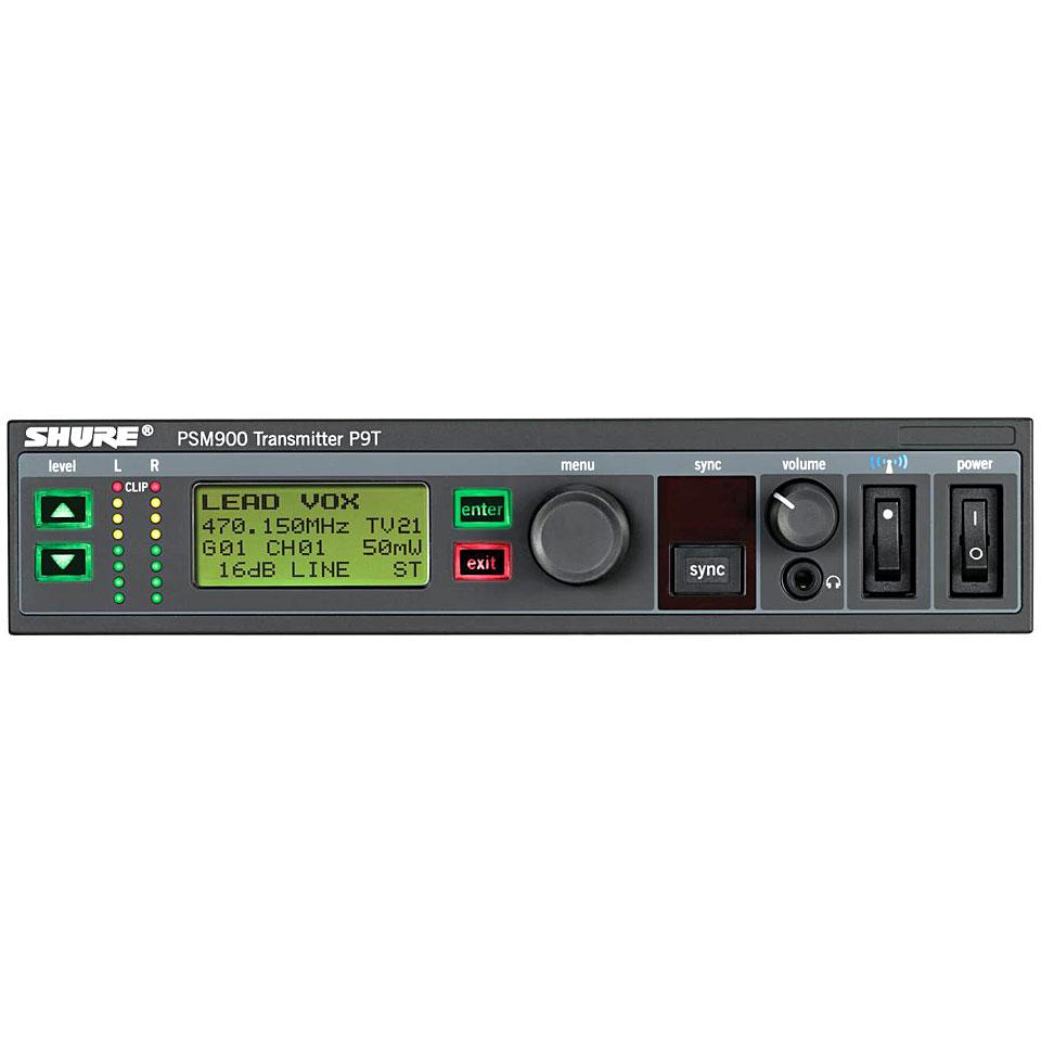 Shure PSM900 In-Ear Transmitter (G7E) 506-542MHz