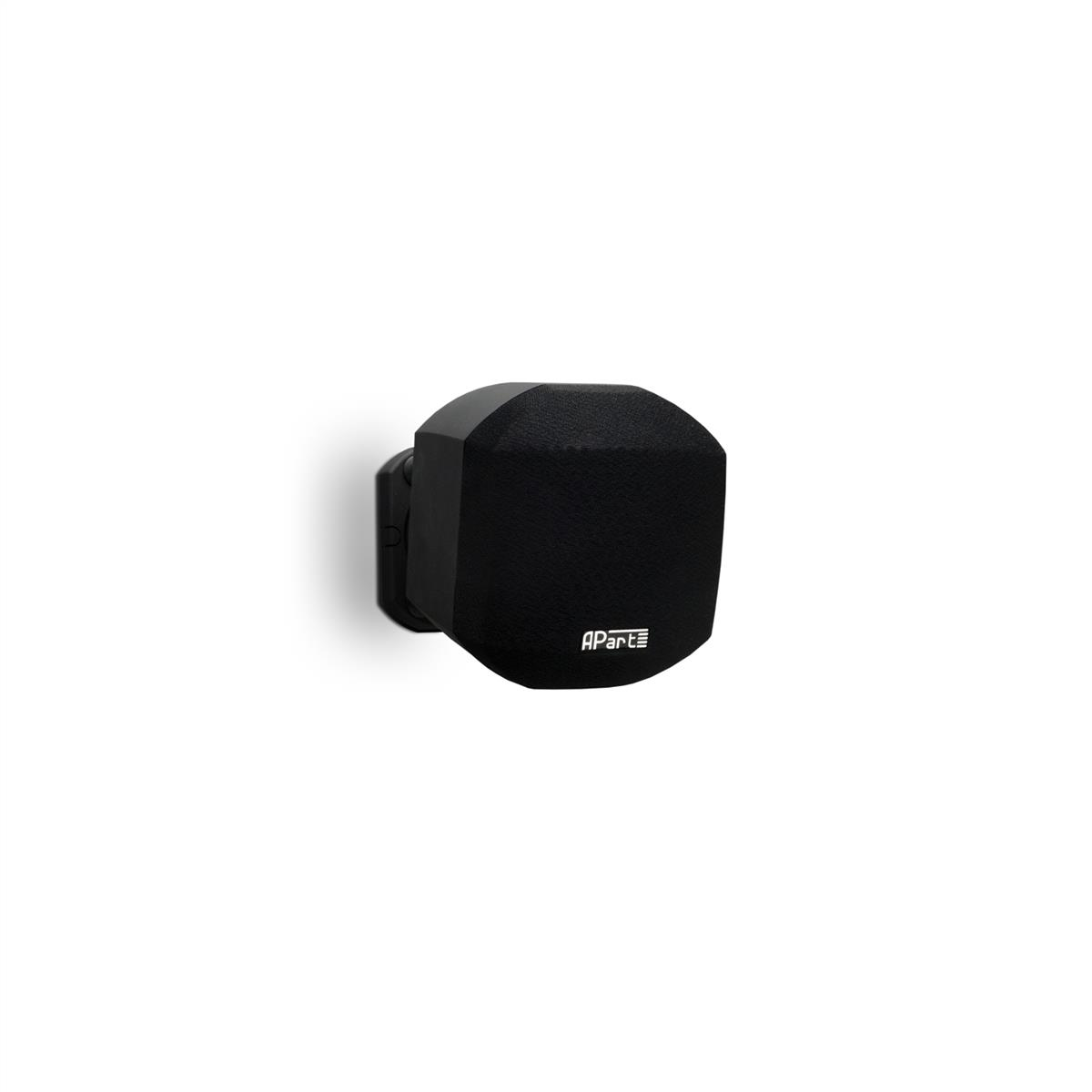 Apart 2.5 in kompakt högtalare svart