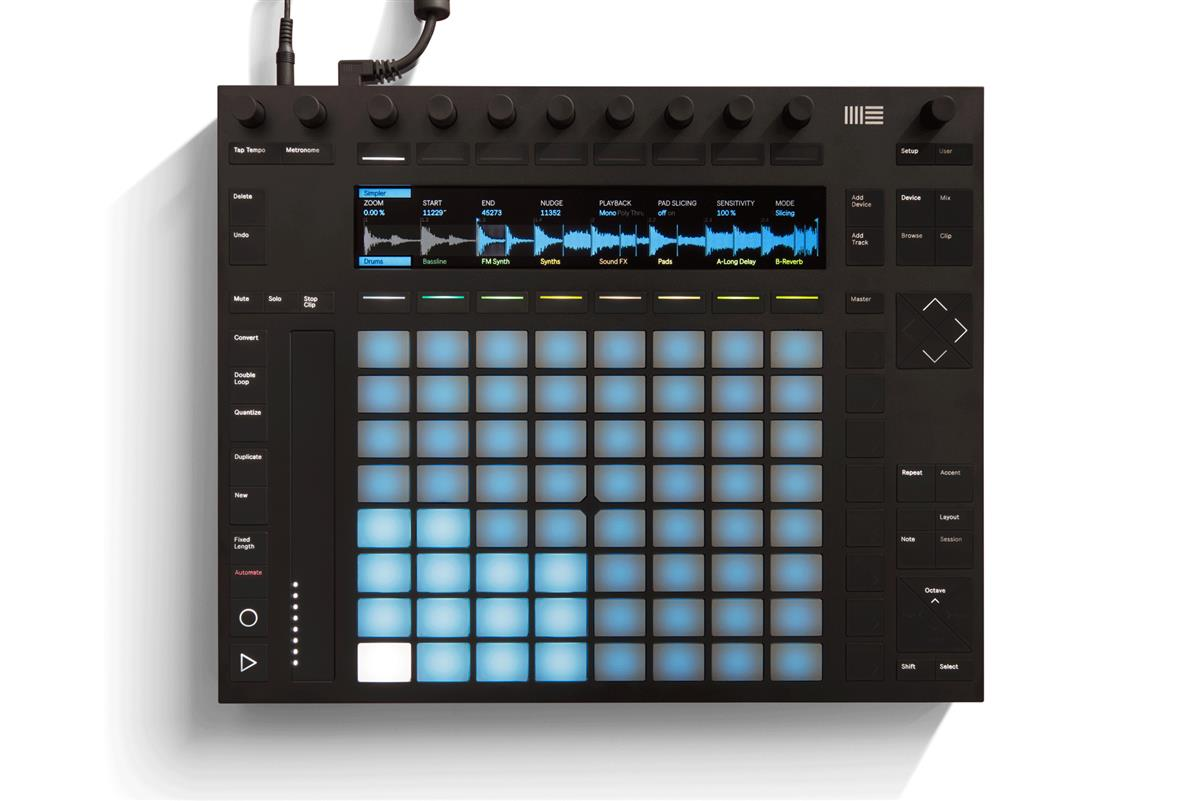 Ableton PUSH-2 Hardware instrument / controller