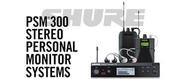 SHURE PSM300