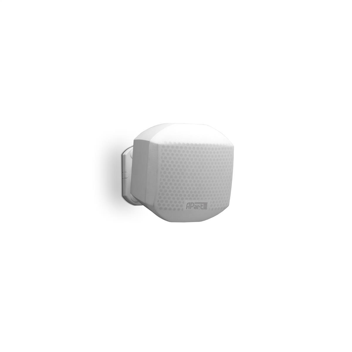 Apart 2.5 in kompakt högtalare vit