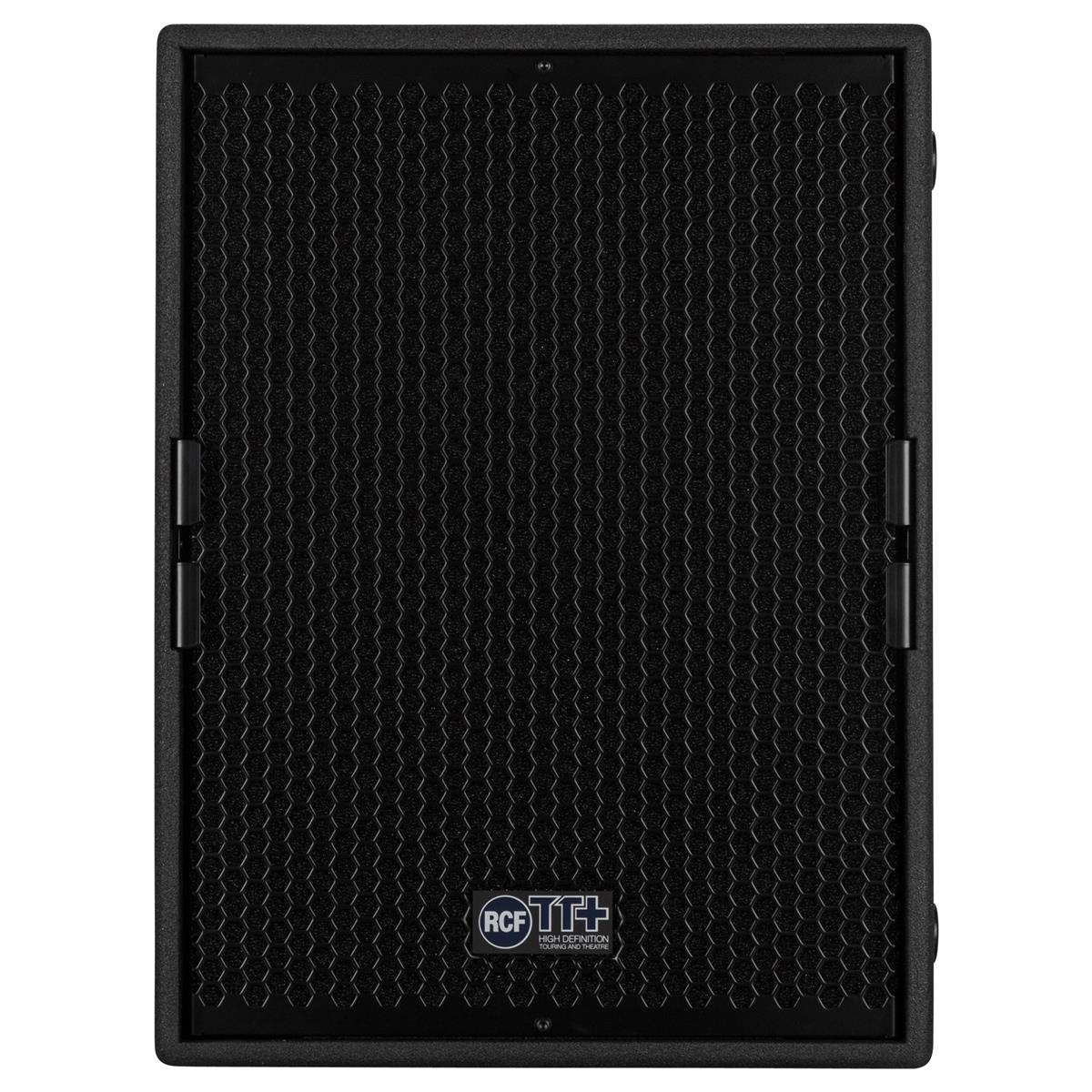 RCF 1100 W RMS, 15in active high power subwoofer
