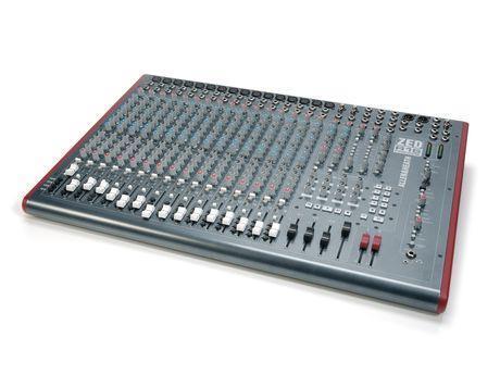 A&H ZED-R16 16 Channel Fire Wire Recording Mixer, 4 Aux, 4 B